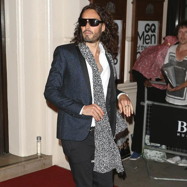 Russell Brand: My family took away my loneliness