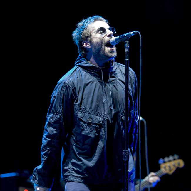 Liam Gallagher dusts off Cast No Shadow for Shelter gig