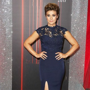 Kym Marsh hit with 'horrid' stomach bug
