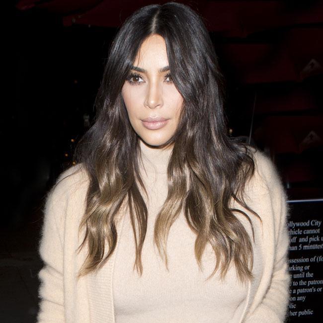 Kim Kardashian West's 'calm' daughter