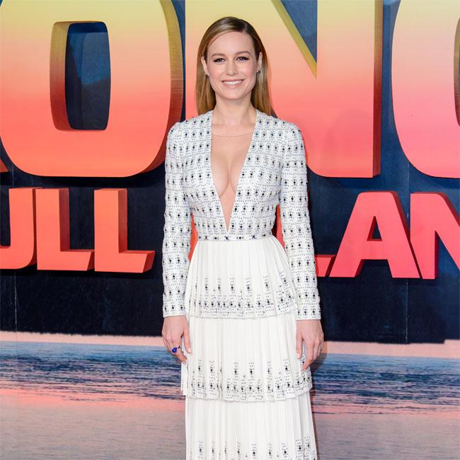 Brie Larson admits Marvel fame is 'scary'