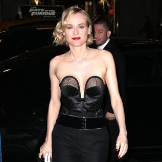 Diane Kruger is experiencing 'a great moment' in her life