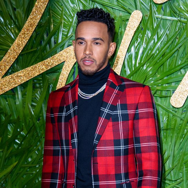 Lewis Hamilton receives PETA honour