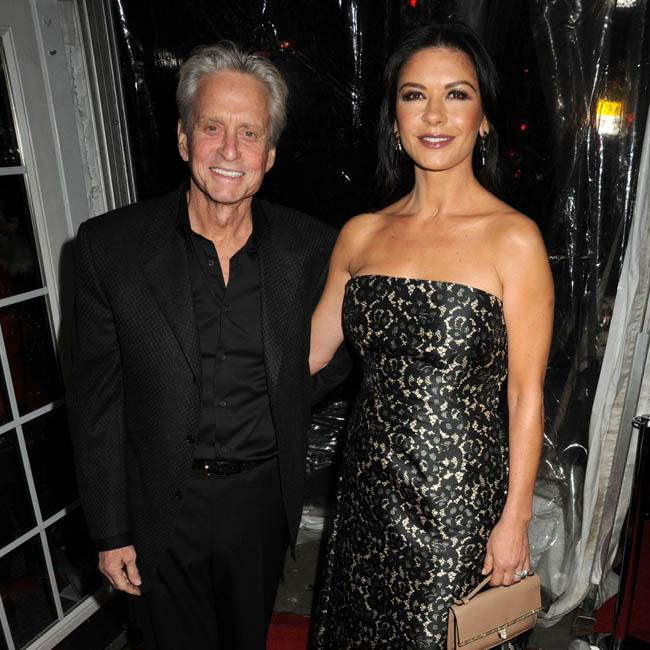 Catherine Zeta-Jones removed her kids from the 'crazy world of Hollywood'
