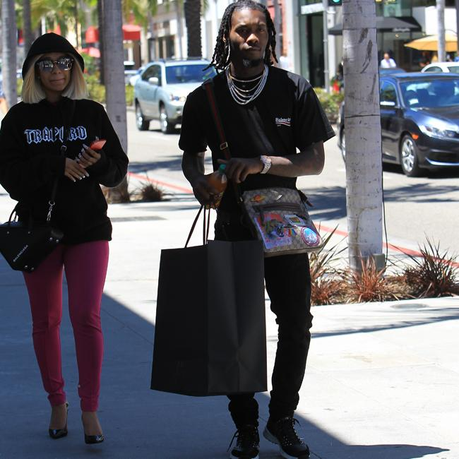 Offset 'wants to spend Christmas with Cardi and Kulture'
