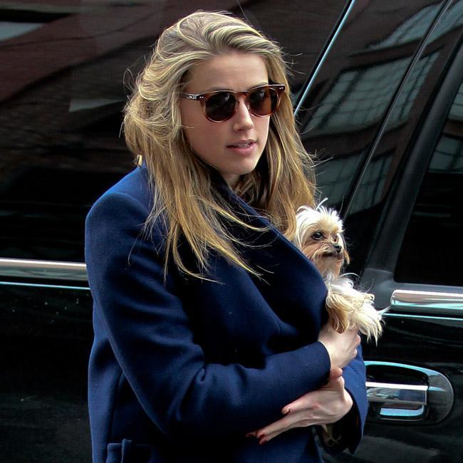Amber Heard received 'death threats'