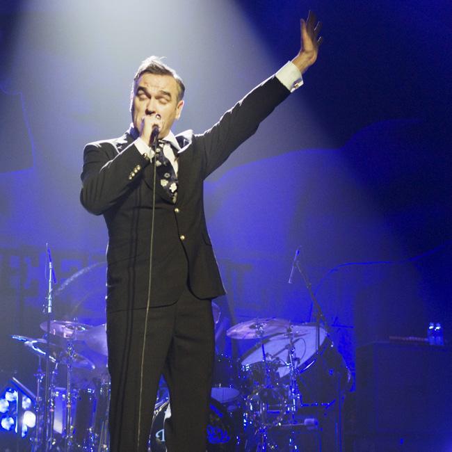 Morrissey announces covers album 'California Son'
