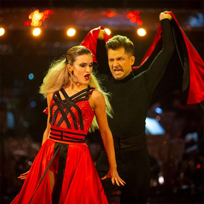 Ashley Roberts and Faye Tozer top of Strictly Come Dancing leaderboard