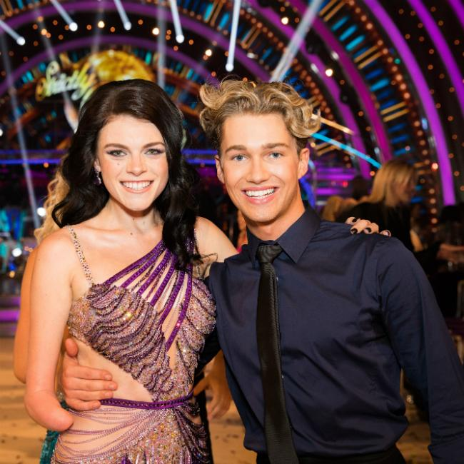 Lauren Steadman 'loved every second' of Strictly