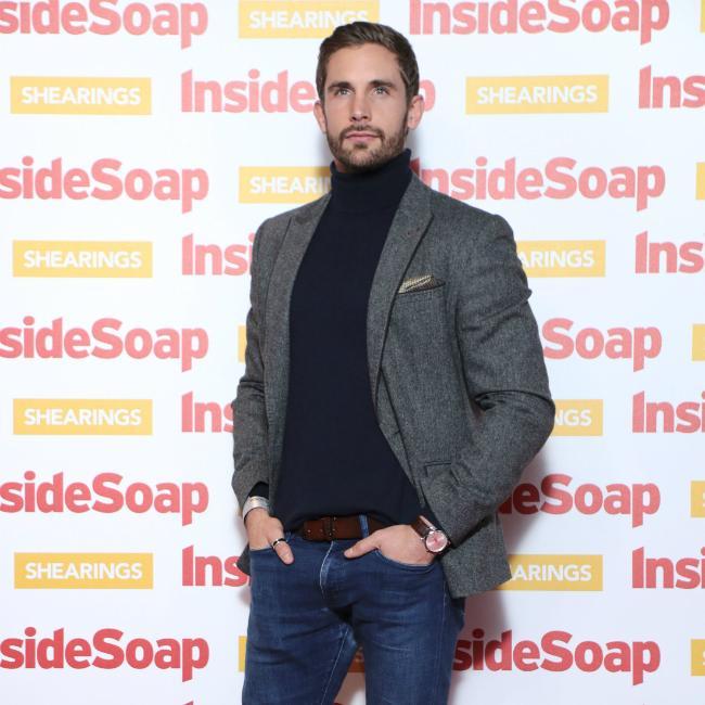 Adam Woodward praises 'life-changing' Hollyoaks plot