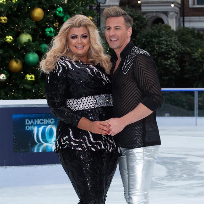 Gemma Collins fumes at Jason Gardiner on Dancing On Ice