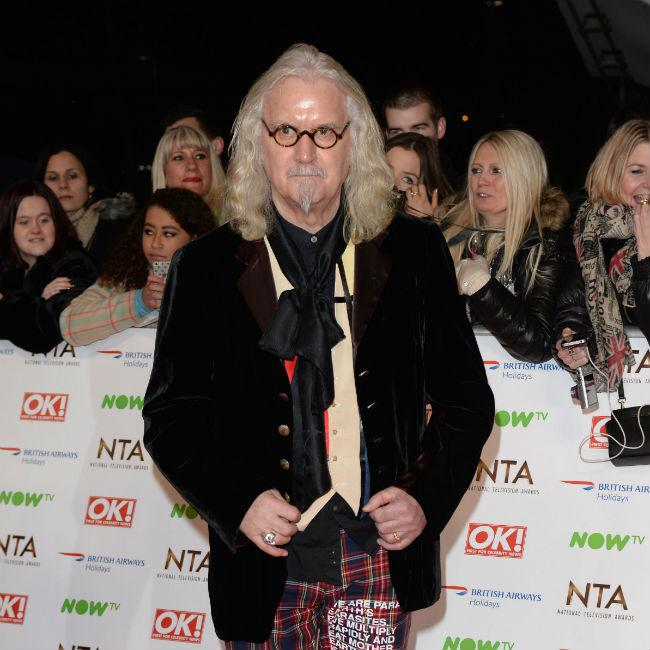 Billy Connolly: Wearing pink made me popular with the ladies