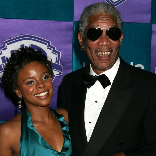 Morgan Freeman's step-granddaughter's killer gets 20 years in prison