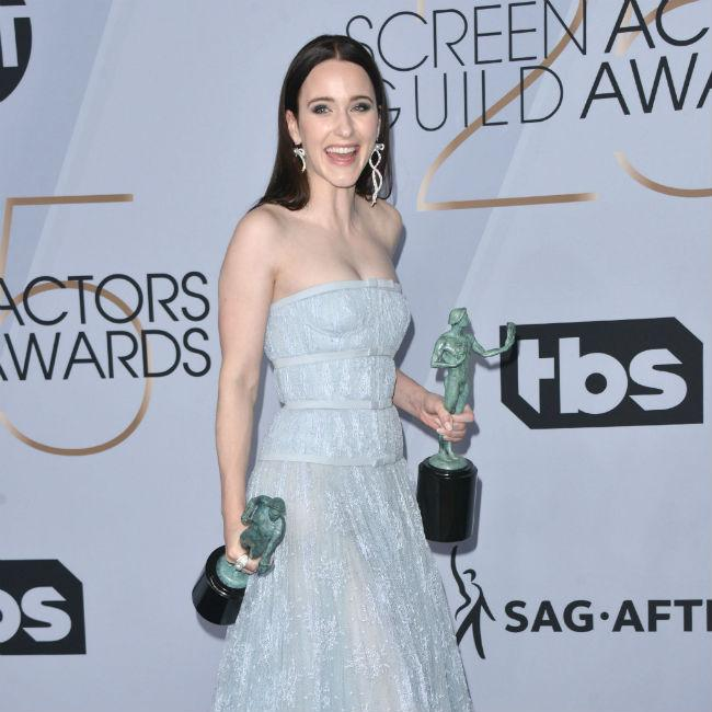 Rachel Brosnahan reveals she's been married to Jason Ralph for 'years'