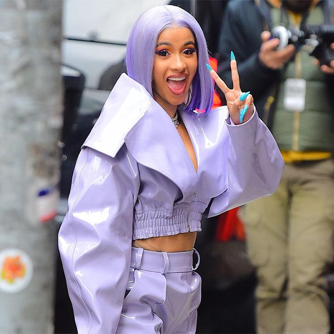 Cardi B 'set to perform at exclusive Super Bowl party'