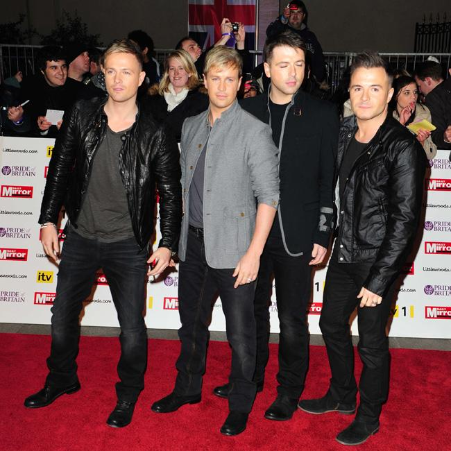 Westlife haven't met Ed Sheeran after he penned their new single