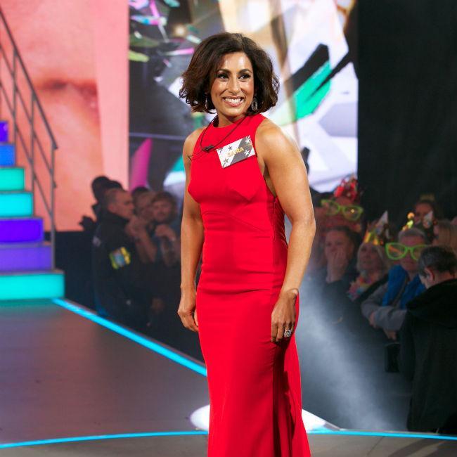 Saira Khan had diarrhoea before Dancing On Ice routine