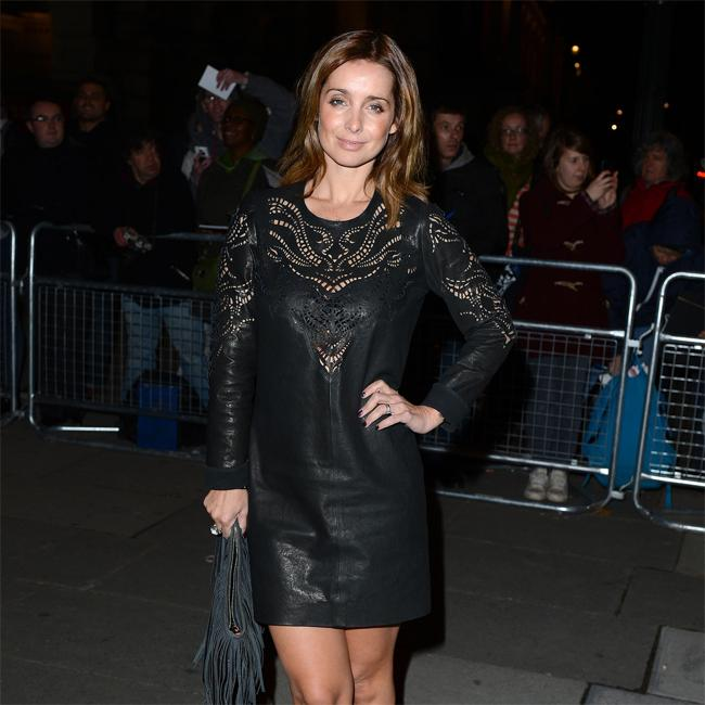 Louise Redknapp suffers horror fall