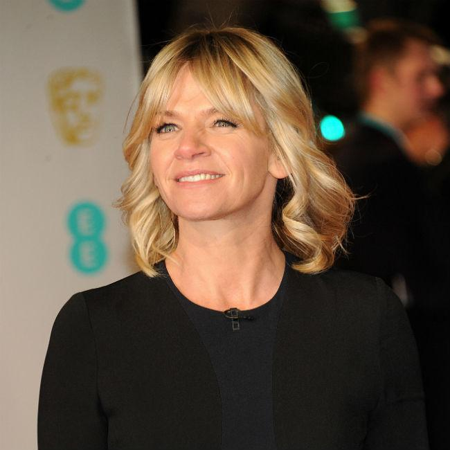 Zoe Ball got through tough times with work