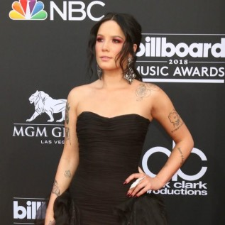 Halsey hits back after being slammed for liking Bring Me The Horizon