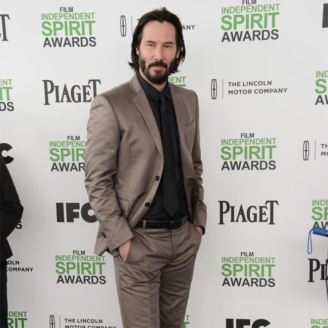 Keanu Reeves: Getting cast in Toy Story 4 was really cool
