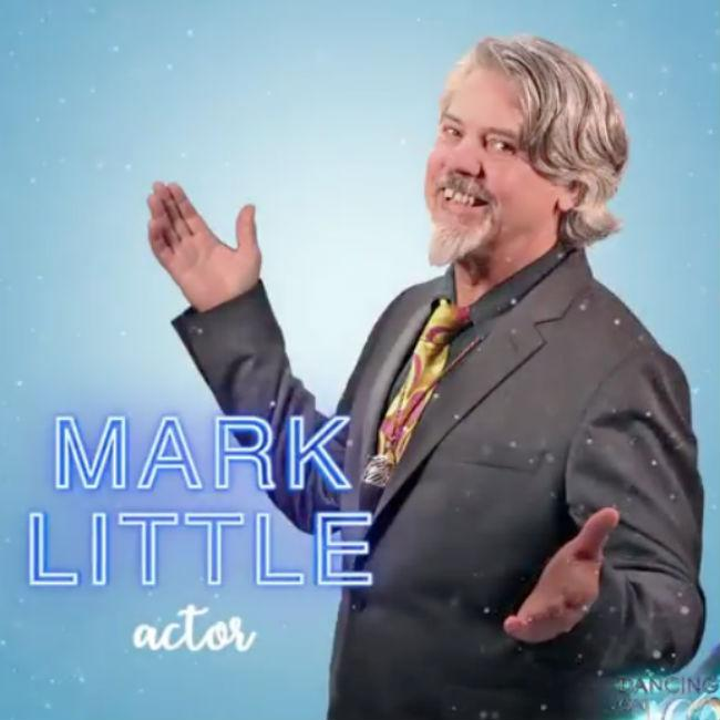 Mark Little reveals celebs are divided on Dancing on Ice