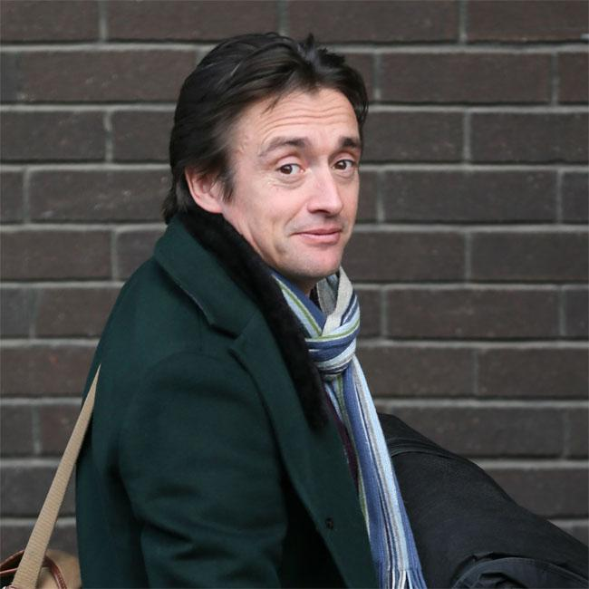Richard Hammond's kids 'not impressed' by his driving