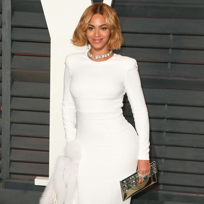 Beyonce 'dreams of winning an Academy Award'