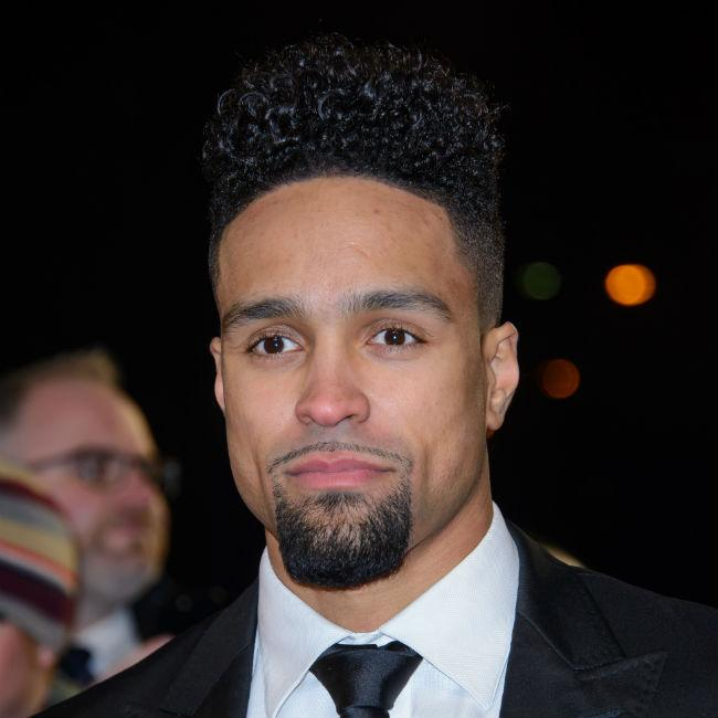 Ashley Banjo feared Gemma Collins wouldn't get up from fall
