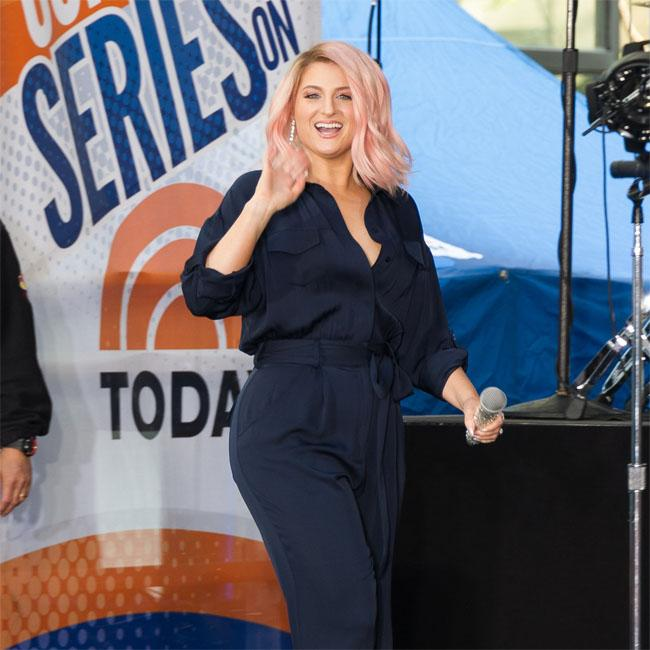 Meghan Trainor: I can't wait to be pregnant
