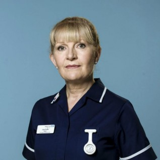 Casualty's Duffy in dementia diagnosis