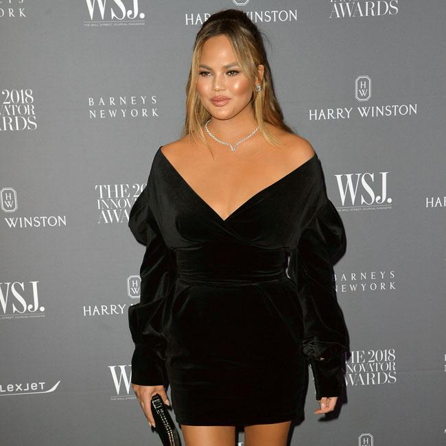 Chrissy Teigen learning to accept her body