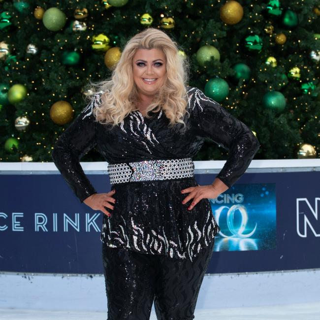 Gemma Collins: Dancing on Ice has become blade wars