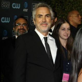 Roma wins Film of the Year gong at London Critics' Circle Film Awards