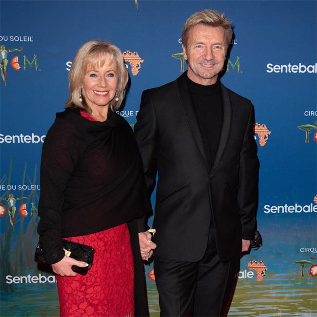 Christopher Dean doesn't want Gemma Collins to quit Dancing On Ice