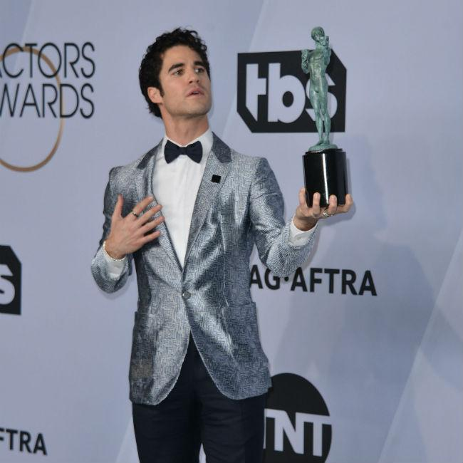 Darren Criss hopes SAG winning role created positive change