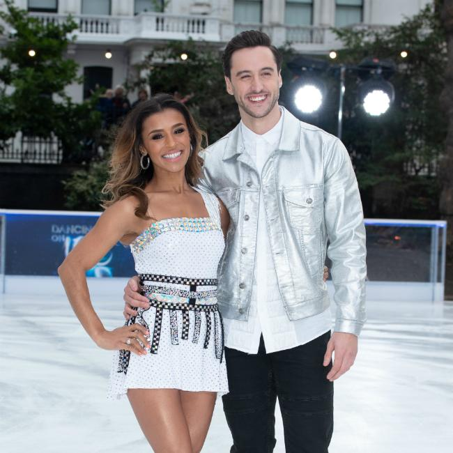Melody Thornton fears losing teeth on Dancing on Ice