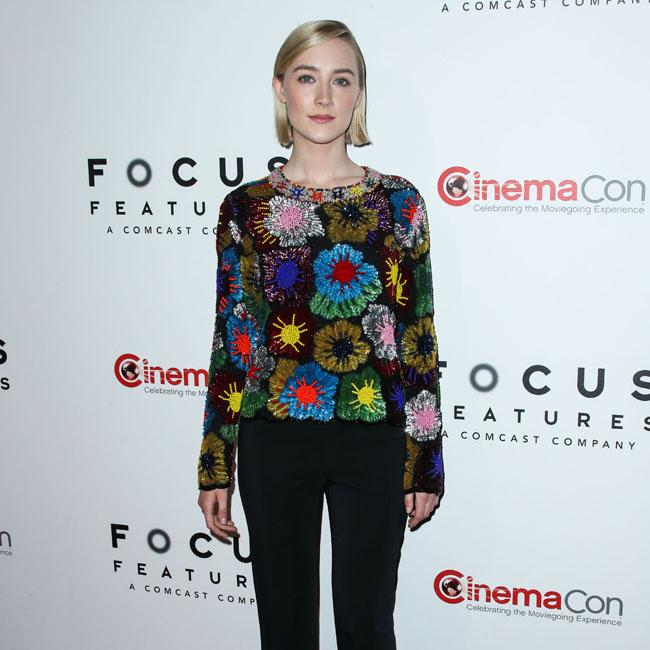 Saoirse Ronan struggled with Mary Queen of Scots horse