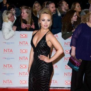 Jorgie Porter 'flattered' by Hollyoaks queries