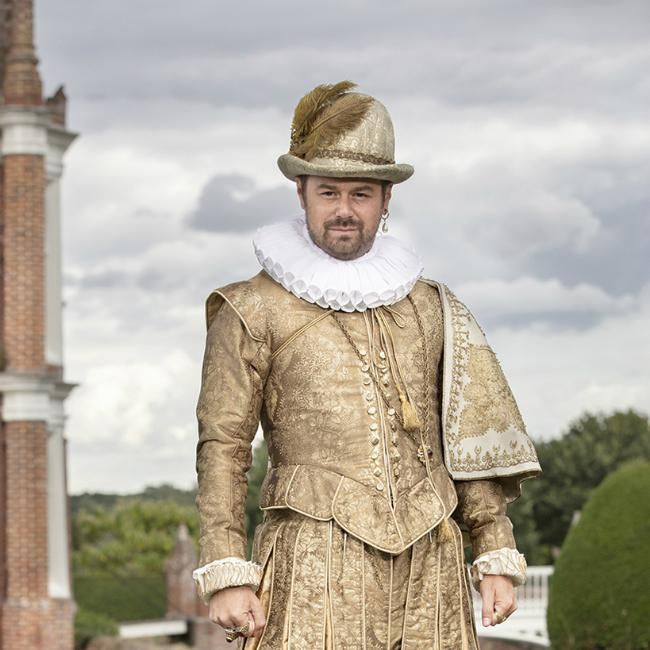 Danny Dyer discovers French royal relative