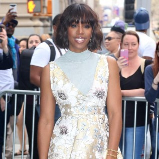 Kelly Rowland's parenting shock