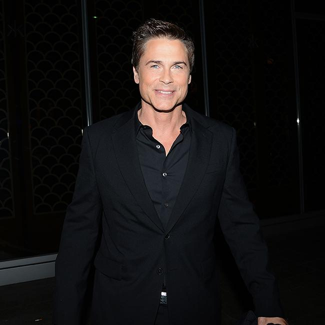 Rob Lowe beat addiction with fitness regime