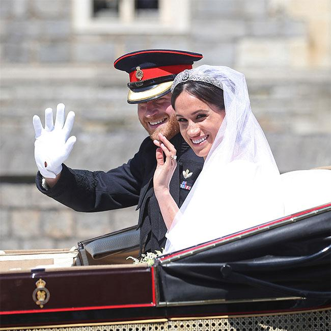 Prince Harry and Meghan Markle's magical wedding