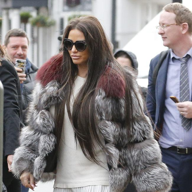 Katie Price pleads not guilty to drink-driving charge