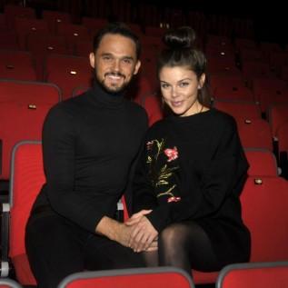 Faye Brookes and Gareth Gates 'engaged'