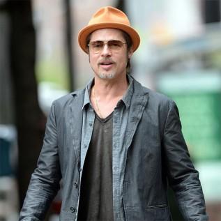 Brad Pitt is still 'very single'