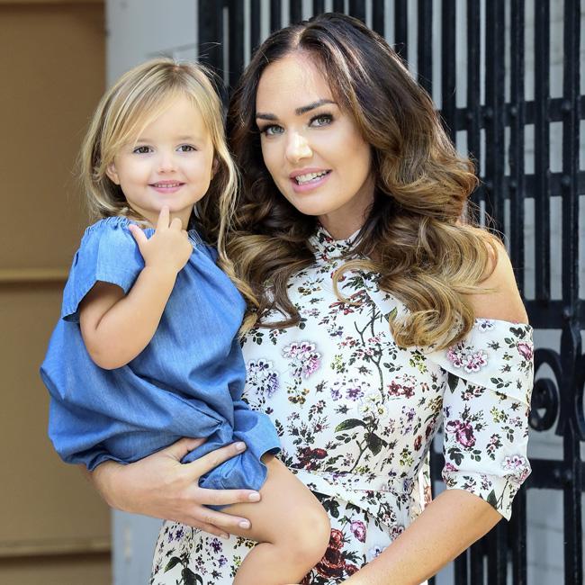Tamara Ecclestone's 'open' to having another child