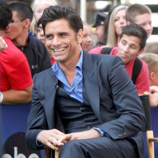 John Stamos wants live monkey for son's birthday party