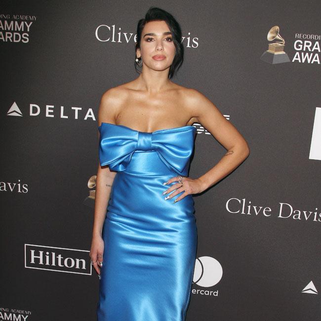 Dua Lipa defends Ariana Grande over Grammys ceremony snub
