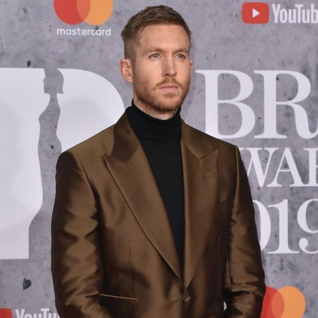 Calvin Harris' expensive BRITs performance